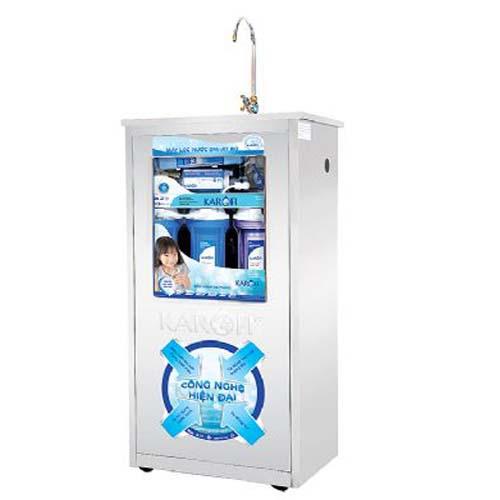 Máy lọc nước Karofi KSI80 8 cấp lọc - Tủ IQ không nhiễm từ