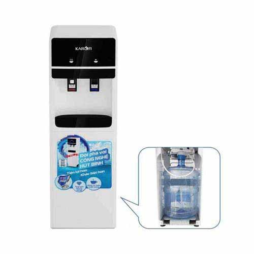 Cây nước nóng lạnh Karofi HC02-W