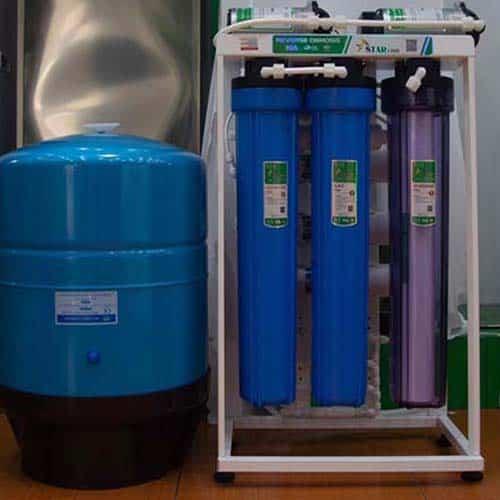 Máy lọc nước bán công nghiệp - Công suất từ 30lit/h